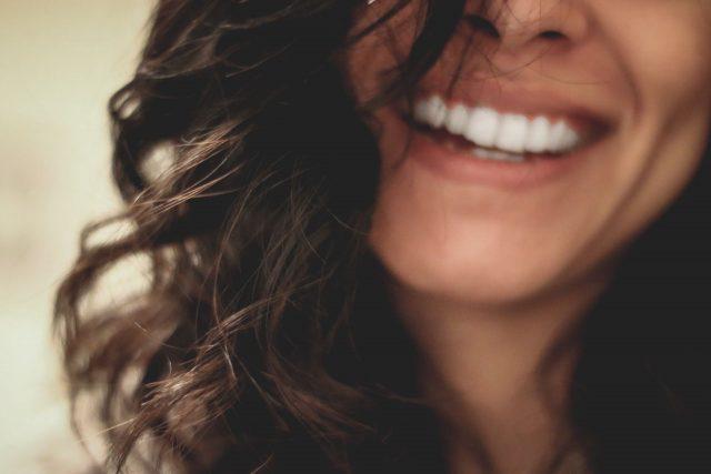 Komma tillrätta med sneda tänder