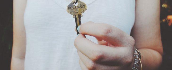 Borttappade nycklar och inbrott i förråden