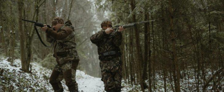Idag är sportskytte en del av jakten